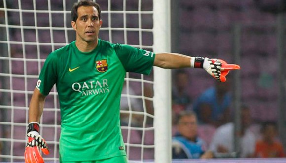 Image result for kiper Claudio Bravo
