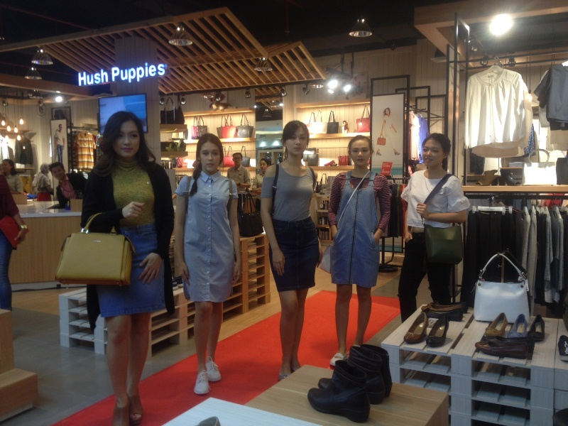 Ini alasan HUSH PUPPIES re-opening di Grand City Mall Surabaya