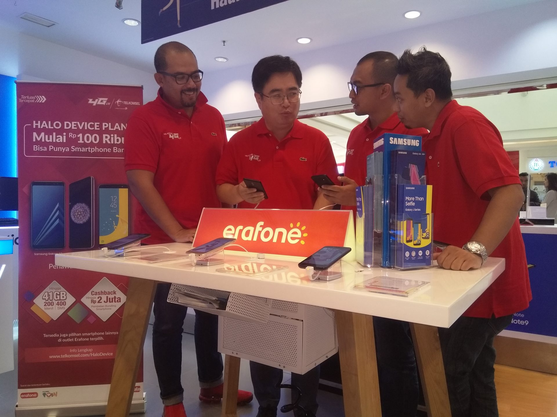 """HALO Device Plan"" harapkan post paid Telkomsel tumbuh  3 kali lipat"