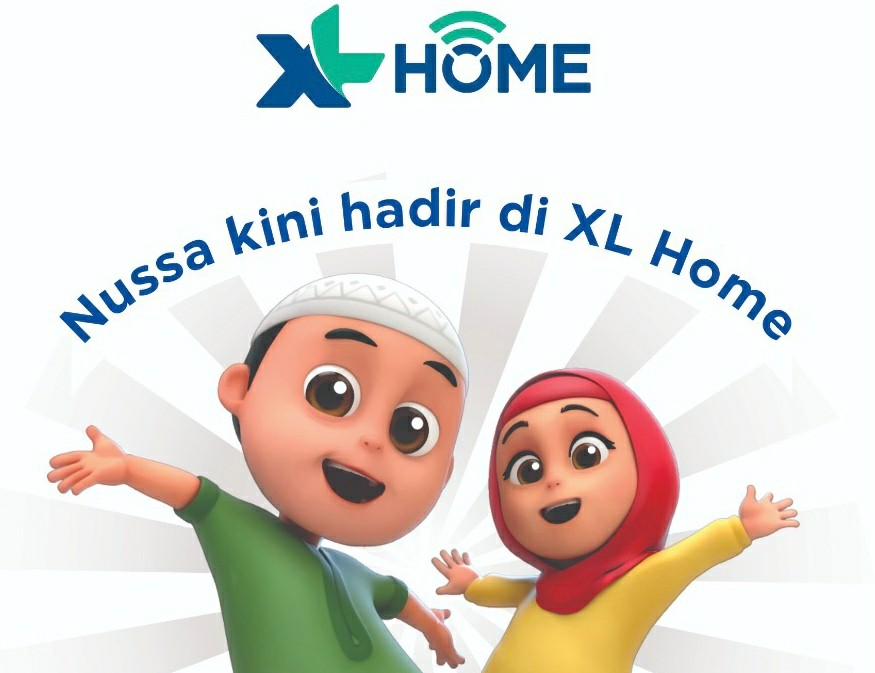XL Home hadirkan 3D animasi gratis