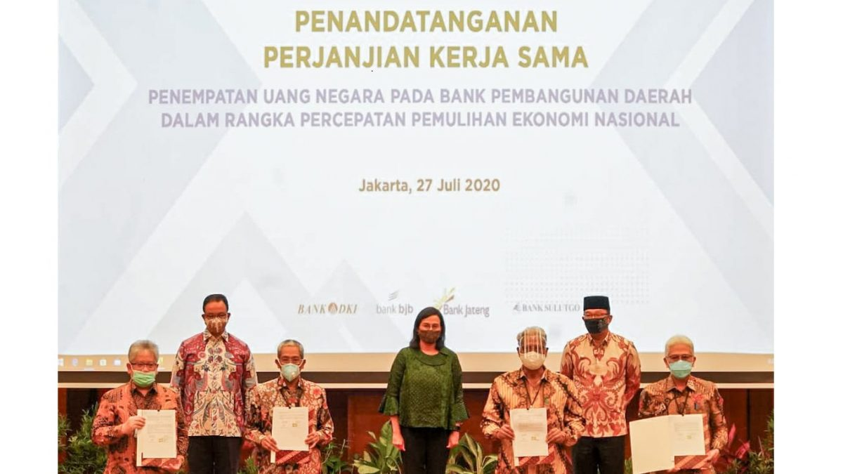Bank bjb makin ekspansif salurkan dana PEN